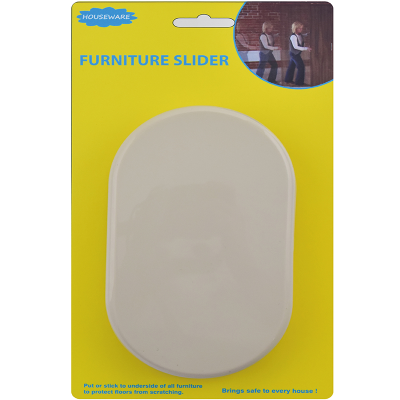 048 Plastic Removable Heavy Furniture Sliders Glides Pads